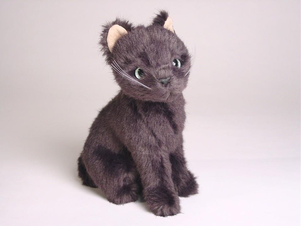 Russian Blue Kitten Miniature 4290 Russian Blues Cats