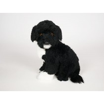 Portuguese Water Dog Puppy 4226 by Piutrè