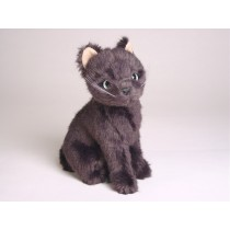 Russian Blue Kitten (Miniature) 4290 by Piutrè
