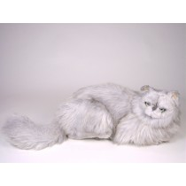 Silver Persian Cat 2423 by Piutrè