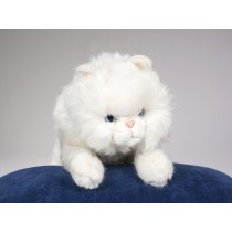 White Persian Cat 0310 by Piutrè