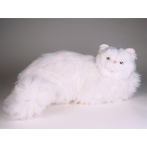 White Persian Cat 0312 by Piutrè