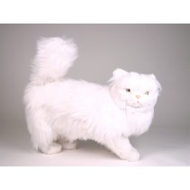White Persian Cat 2386 by Piutrè