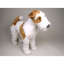 Wire Fox Terrier 3275 by Piutrè