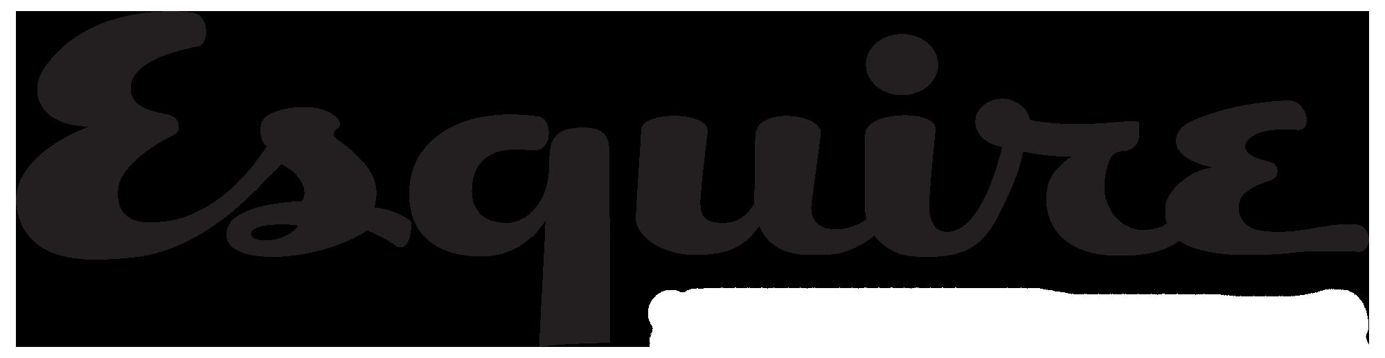 Esquire Magazine logo