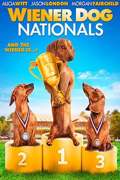 Wiener Dog Nationals Poster